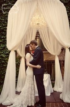 lamb & blonde: Wedding Wednesday: Blush Pink & Ivory Wedding