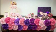 Sweet Butterfly Party Baptism Party Ideas   Photo 2 of 24   Catch My Party