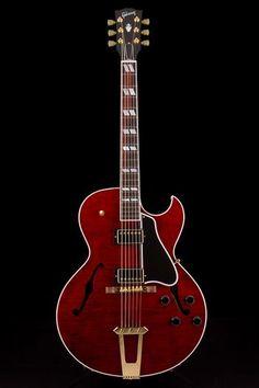 Guitar Center: Platinum : Gibson ES175 Wine Red