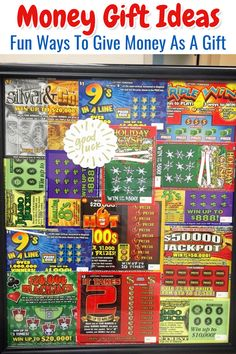 18 Best Lottery Ticket Tree images in 2016 | Lottery ticket