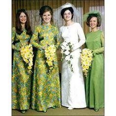 AnnWedding1970- slipcovers?// sheets?