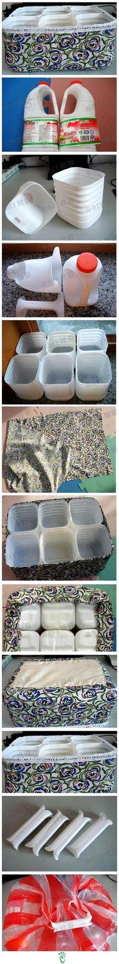 bos-deterjan-kutularindan- organizer yapmak