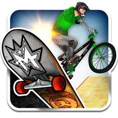 MEGARAMP SKATE & BMX HACK AND CHEATS