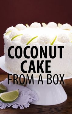 Cake Boss Buddy Valastro was in the kitchen with Rachael Ray to show how you can turn box cake mix and frosting into treats like his Coconut Cake Recipe. http://www.recapo.com/rachael-ray-show/rachael-ray-recipes/rachael-ray-buddy-valastro-coconut-cake-recipe-mocha-box-cake/