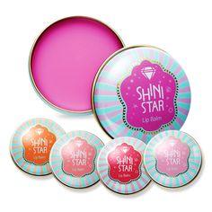 Etude House Shini Star Lip Balm  www.thecutestmakeup.com
