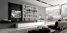 LAOROSA | DESIGN-JUNKY: Modern/Contemporary TV Rooms...