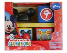 Disneys Mickey Mouse Clubhouse Activity Story Blocks >>> Be sure to check out this awesome product.