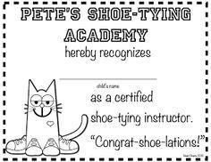 Smart Kids: Pete the Cat freebie for Manic Monday