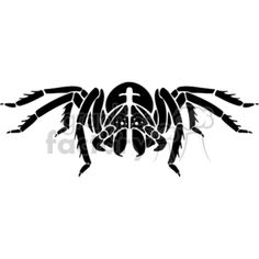 spider clipart - You get 127 royalty-free spider vector clip art, illustrations, pictures, and images on Page 1 using Graphics Factory clipart image search. Clipart Images, Free Vector Images, Vector Art, Royalty Free Clipart, Royalty Free Images, Spider Clipart, Tribal Tattoos, Tatoos, Free Spider
