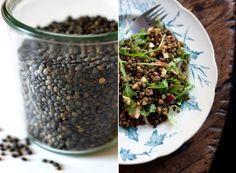 Best Lentil Salad, Ever