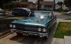 1959 Cadillac we painted.  Aqua Boogie.  Aqua flakes, house of kolor shimmer, sikver flakes, designs