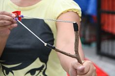 How to Make a Sling Shot - Slingshots are not merely toys. With the right construction and ammunition, this ancient device can also be a lethal weapon suitable for hunting small game in a survival situation. This article provides instructions for making both a handheld and catapult-style slingshot.