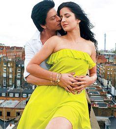 SRK and Kat together again