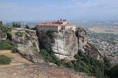 Meteora, Griechenland, Reise, Fels, Griechisch