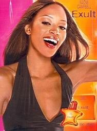 Exult Naomi Campbell perfume - a fragrance for women 2001