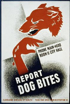 From a collection of old WPA posters.