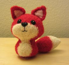 Ravelry: missmathemagic's Red Fox