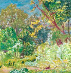 Pierre Bonnard Sunlight 1923