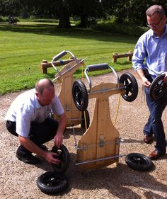 Testing the prototype ATK Soap Box Derby Cars, Soap Box Cars, Soap Boxes, Woodworking Projects For Kids, Woodworking Workshop, Diy Woodworking, Kids Go Cart, Go Karts For Kids, Wooden Go Kart