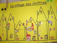 Faire des math les nombres Kindergarten Math Activities, Preschool Math, Teaching Math, Teaching Resources, Math Gs, Math Bingo, Problem Solving, I Hate Math, Ideas