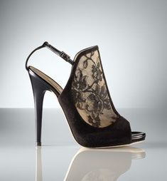 adf06a8f902 Jimmy Choo pre-fall 2013 high-heeled shoe.  JimmyChooHeels