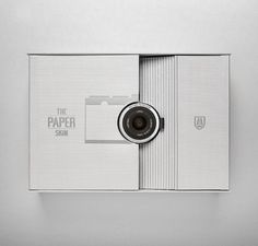 What makes it great? I love the idea that the actual product shows through the front of the design. This whole packaging is beautifully executed to look like pages of a book.  Where did you find it? lovelypackage.com Who designed it? Geometry Global  | Country: Germany