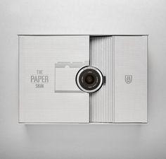 Packaging especial para la cámara Leica