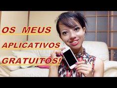 Os meus aplicativos GRATUITOS | Asiático, Capa para o Facebook e muito mais - YouTube