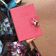 """""""Believe in Yourself"""" pink journal with lock  from Chapters #giftmary"""