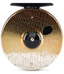 Abel Super Series 9/10N Fly Fishing Reel Color: Redfish  Each reel is hand painted and ready to fish.