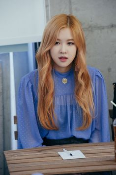 """""""[PRESS] 161102 ROSÉ FOR SQUARE TWO COMEBACK MEDIA INTERVIEW © LaliceDaily """""""
