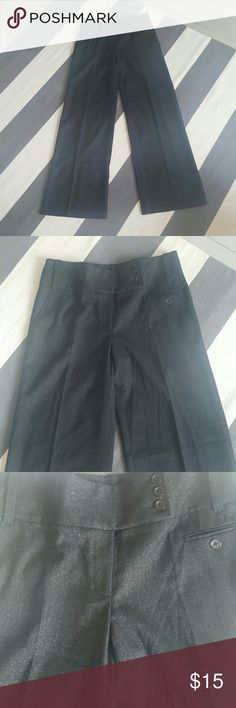 chelsea & theodore 4 dress pants size 4 worn once no rips tears or stains 66% polyester 32% rayon 2% spandex chelsea & theodore  Pants Trousers