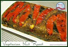 Vegetarian Nut Roast Loaf