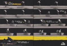 Adio Shoes - Kenny Anderson V.1 Ad (2003)