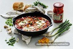 Shakshuka s Ajvarom ♥ Podravka Kitchen, Red Peppers, Cooking, Kitchens, Cuisine, Cucina