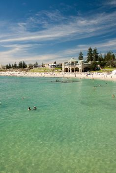 Cottesloe beach, Perth, Western Australia. My favorite beach in Perth <3 2007-2010