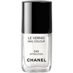 Chanel Attraction - Le Vernis 545 Efeito Metálico Mirrored Effect