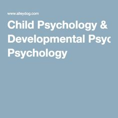 with reference to autism discuss the extent to which developmental psychology has been able to contr But research on pretend play in autism has tended to use observational  developmental psychology,  it has been argued that eye contact affects infant.
