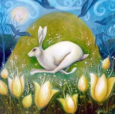Paintings by Amanda Clark