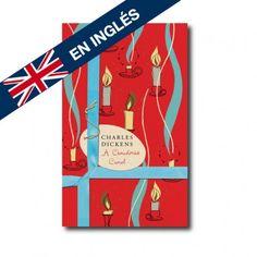 """""""A Chrismas Carol"""" (Charles Dickens). Editorial: Random House. Edad recomendada: A partir de 12 años."""