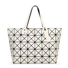 bad22ae40f Pearl Bag Diamond Lattice Tote Quilted Handbags
