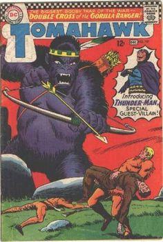 Tomahawk (Volume) - Comic Vine