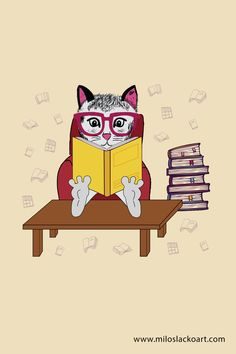 Portfolio - Milos Lacko - Web Designer & Front-End Developer Character Illustration, Illustration Art, Illustrations, Blog Website Design, Web Design, Graphic Design, Main Theme, Animal Books, Wordpress Template