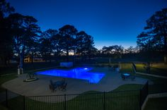 Nightlight Pool