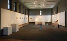 Visit an exhibit opening at the Grinnell Arts Center! #Grinnell
