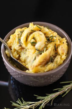 Brown Butter Parmesan Mashed Potatoes: simply the best mashed potato recipe ever. @julieruble