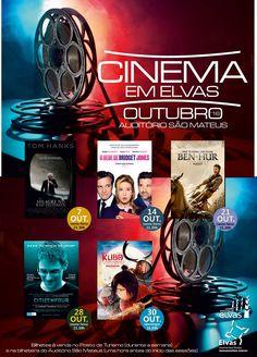 Cinema: As estreias de cinema em destaque no Auditório São Mateus | Portal Elvasnews