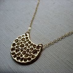 Webbed #Charm #Necklace by 23eleven $48.00