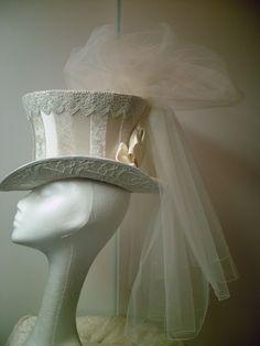 wedding top hat!