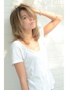 梨花風ヘア/U-REALM omotesando 【ユーレルム表参道】をご紹介。2015年春の最新ヘアスタイルを20万点以上掲載!ミディアム、ショート、ボブなど豊富な条件でヘアスタイル・髪型・アレンジをチェック。